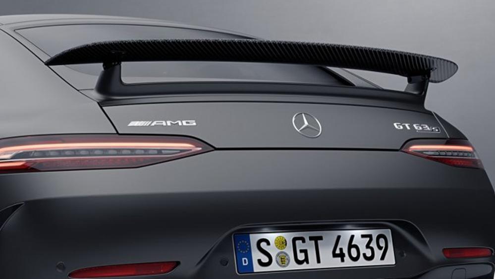 Mercedes-Benz AMG GT 2019 Exterior 007