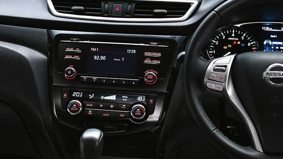 Nissan X Trail 2019 Interior 005