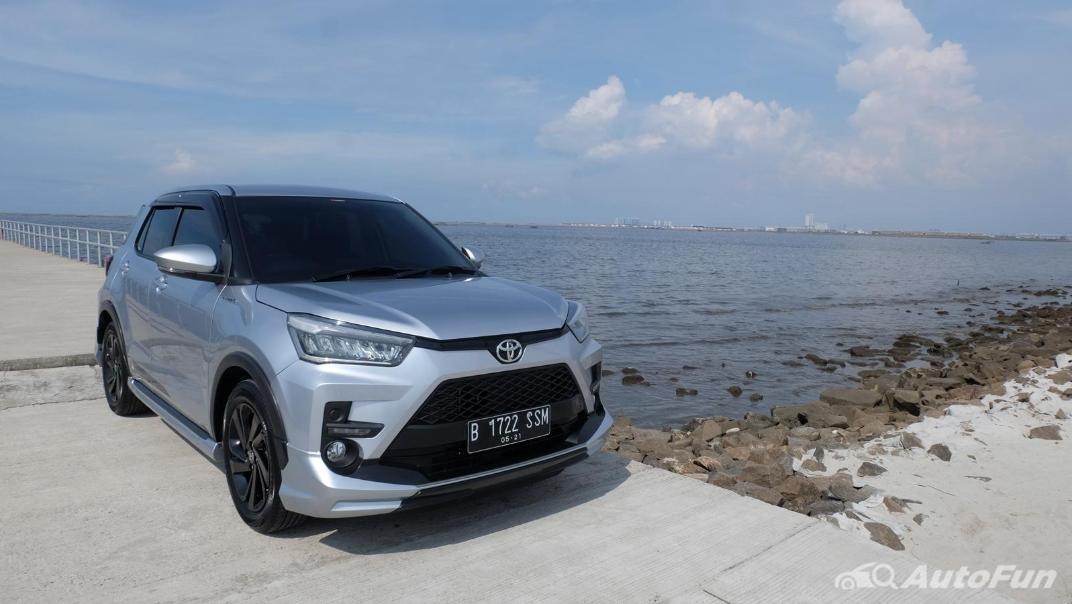2021 Toyota Raize Exterior 058