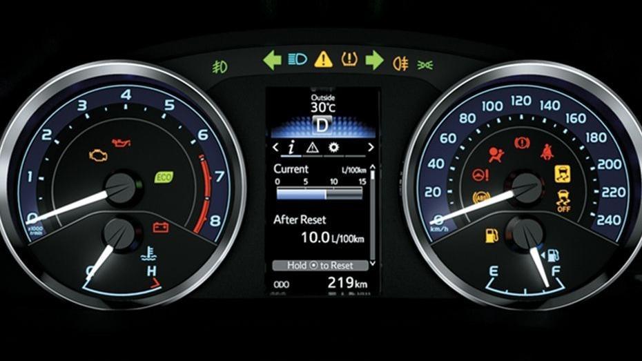 Toyota Corolla Altis 2019 Interior 155
