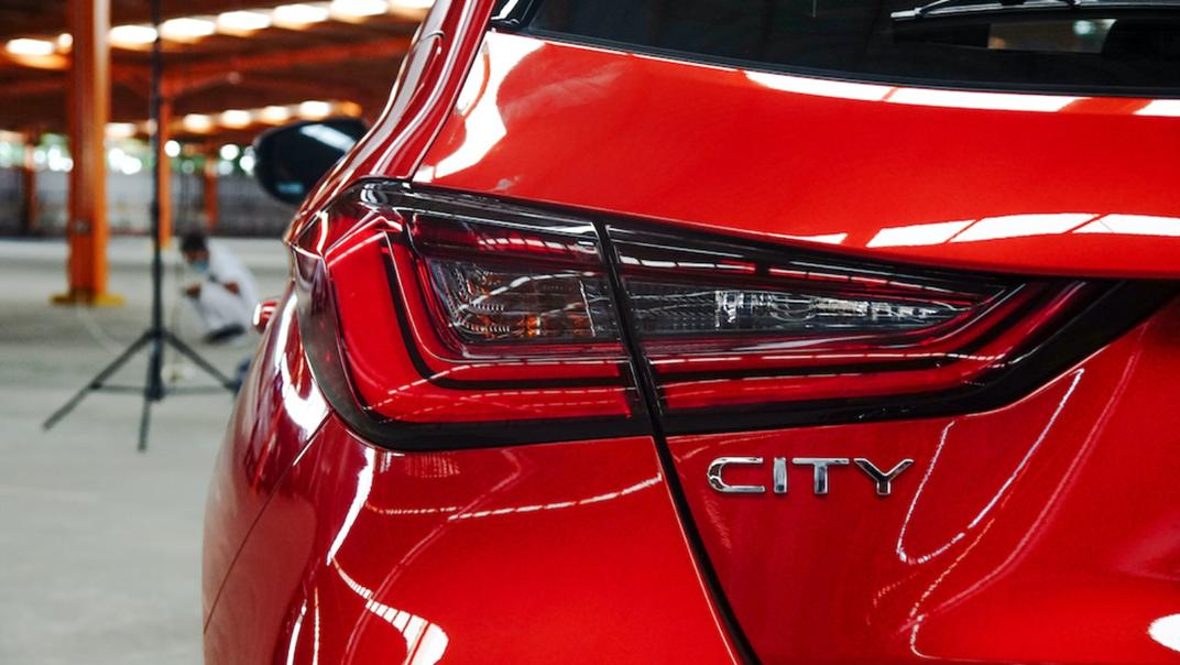2021 Honda City Hatchback Exterior 013