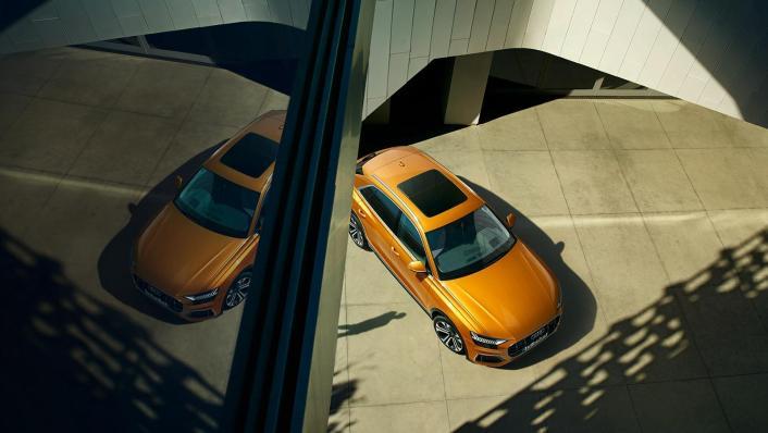 Audi Q8 2019 Exterior 007
