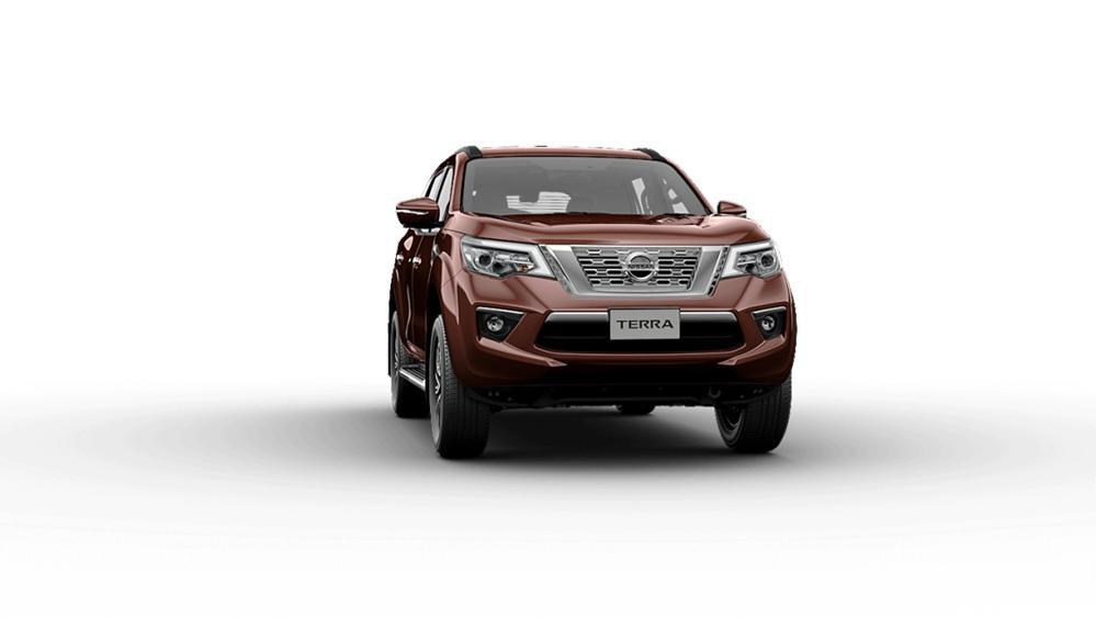 Nissan Terra 2019 Exterior 010