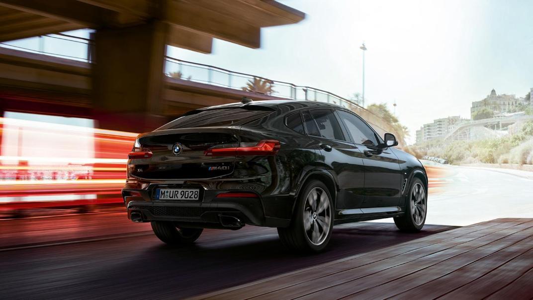 BMW X4 M 2020 3.0L Competition Exterior 006