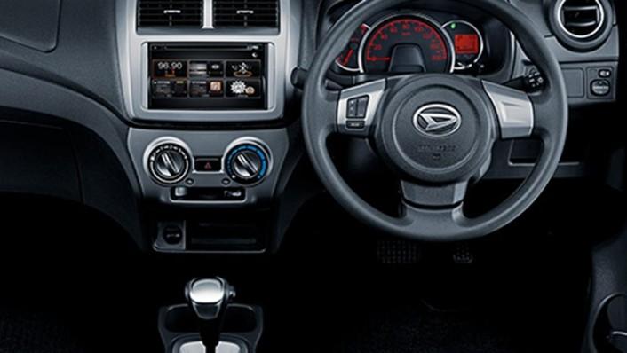 Daihatsu Ayla 2019 Interior 002