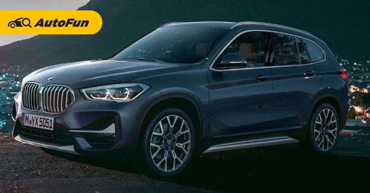 Jangan Keburu Beli, Lihat Perbandingan BMW X1 Baru vs Bekas Berikut Ini 01