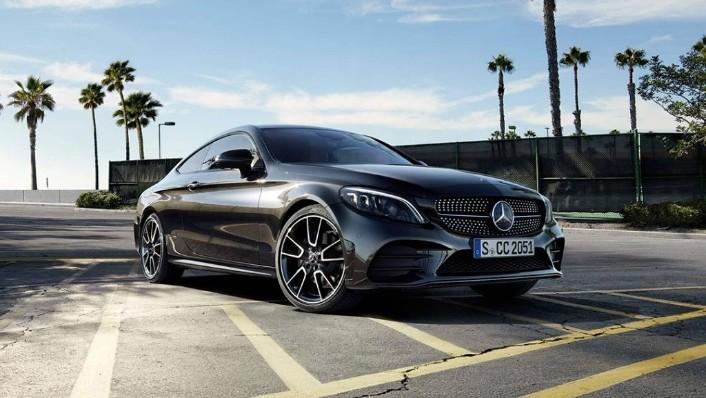 Mercedes-Benz C-Class 2019 Exterior 007