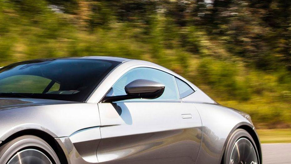 Aston Martin Vantage 2019 Exterior 007