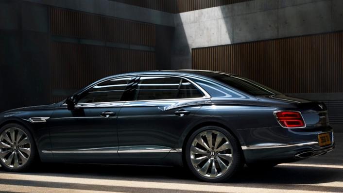 Bentley Flying Spur 2019 Exterior 005