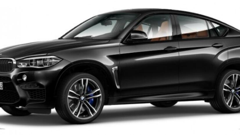 BMW X6 M 2019 Others 003