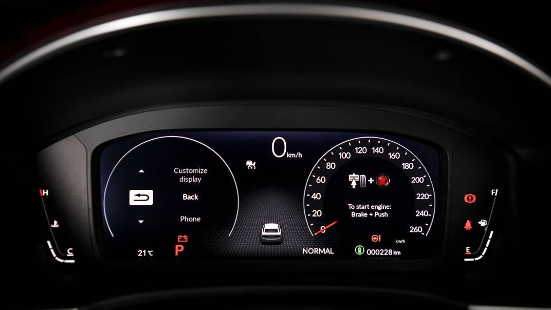 2022 Honda Civic Upcoming Version Interior 015