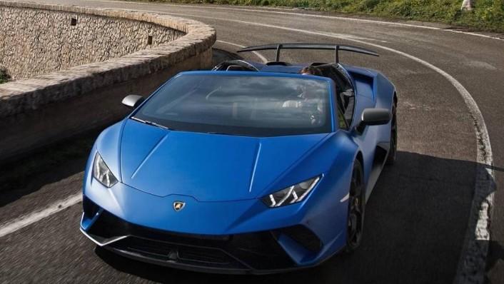 Lamborghini Huracan 2019 Exterior 002