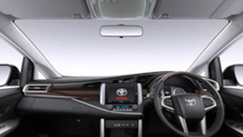 Toyota Kijang Innova 2019 Interior 001