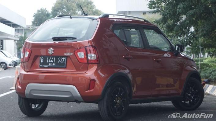 Suzuki Ignis GX AGS Exterior 008