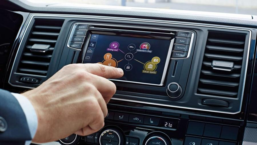 Volkswagen Caravelle 2019 Interior 008