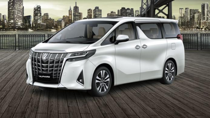 Toyota Alphard Tua Mobil Motor Berita Gambar Dan Video Di Indonesia Autofun