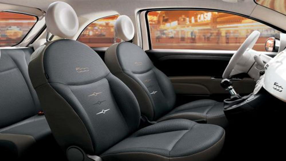 Fiat 500c 2019 Interior 017