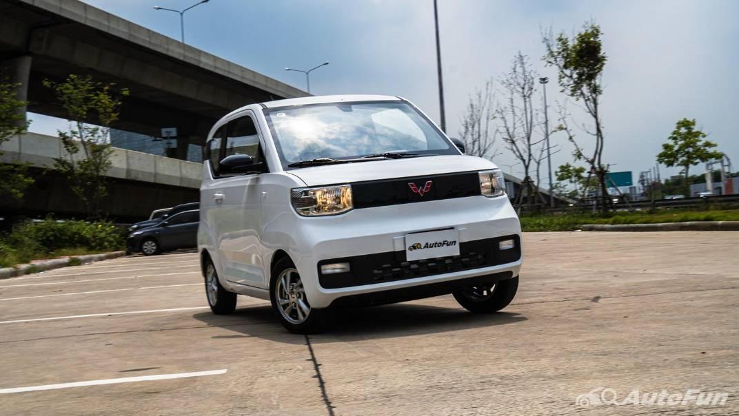 2021 Wuling Mini EV Upcoming Version Exterior 043