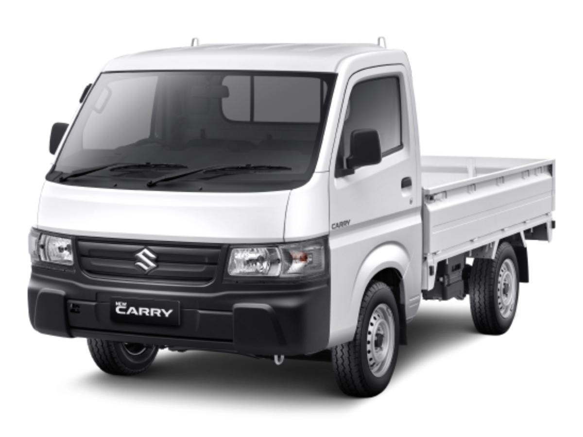 Inikah Tampilan Suzuki Carry Pick Up Facelift 2021? 01