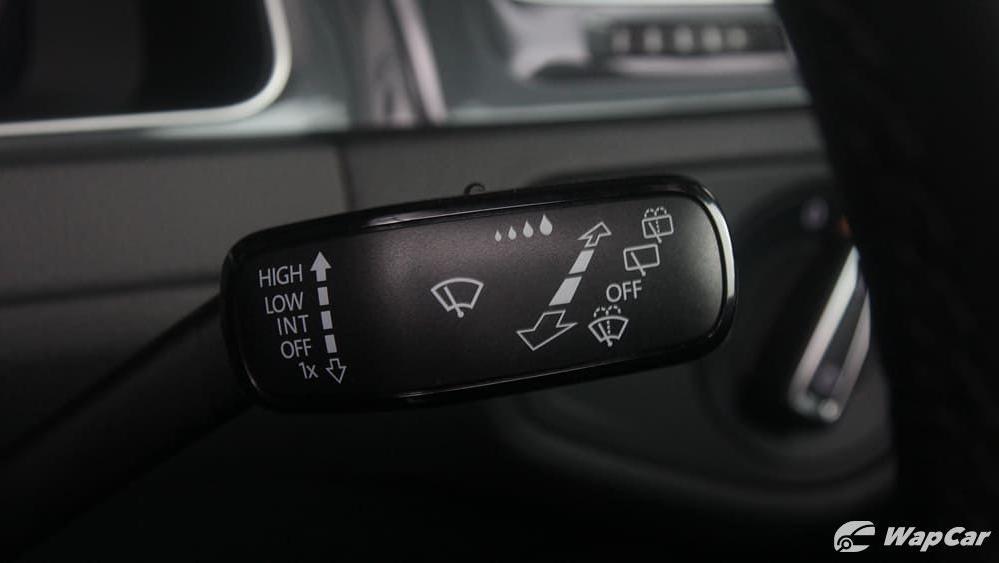 Volkswagen Golf 2019 Interior 008