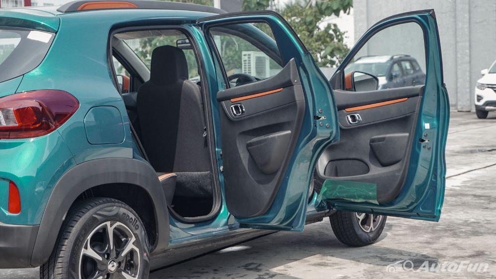 Renault Kwid 2019 Interior 041