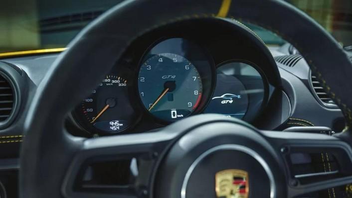Porsche 718 2019 Interior 008