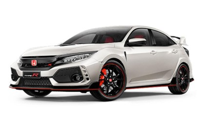 Honda Civic Type R 6-Speed MT
