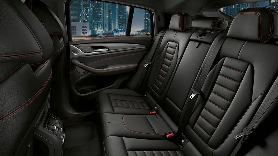 BMW X4 2019 Interior 007