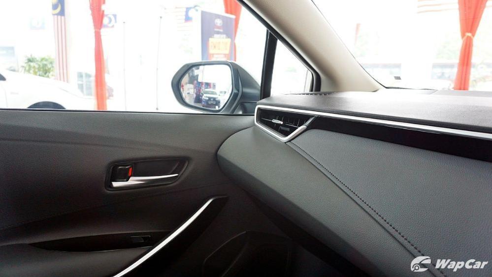 Toyota Corolla Altis 2019 Interior 071