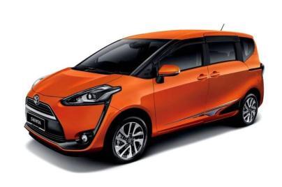 Toyota Sienta 1.5 V CVT