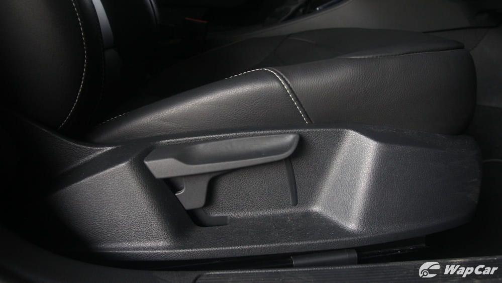 Volkswagen Golf 2019 Interior 054