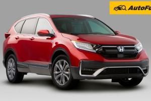 Perbandingan Honda CR-V Versi 2021 dengan Wuling Almaz, Pembalasan dari SUV Jepang Seberapa Hebat?