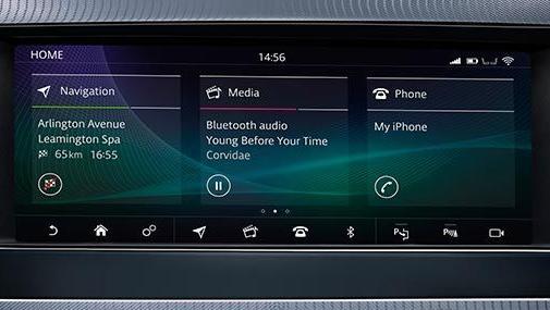 Jaguar F-TYPE 2019 Interior 020