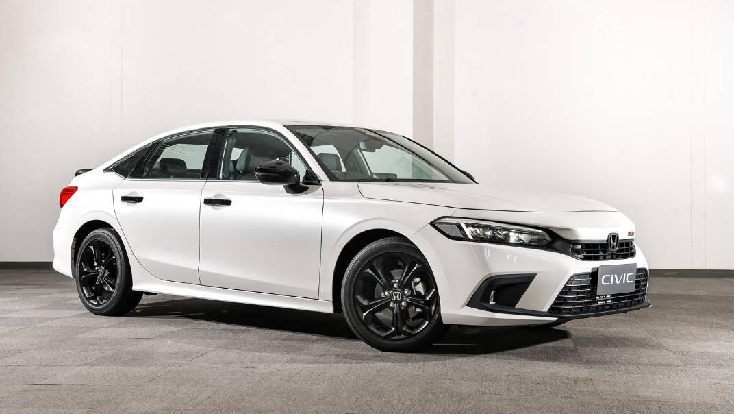 2022 Honda Civic Upcoming Version Exterior 003