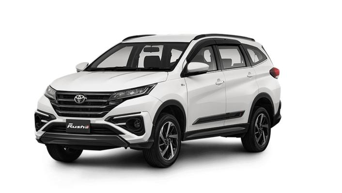 2021 Toyota Rush 1.5 S A/T GR Sport Exterior 001