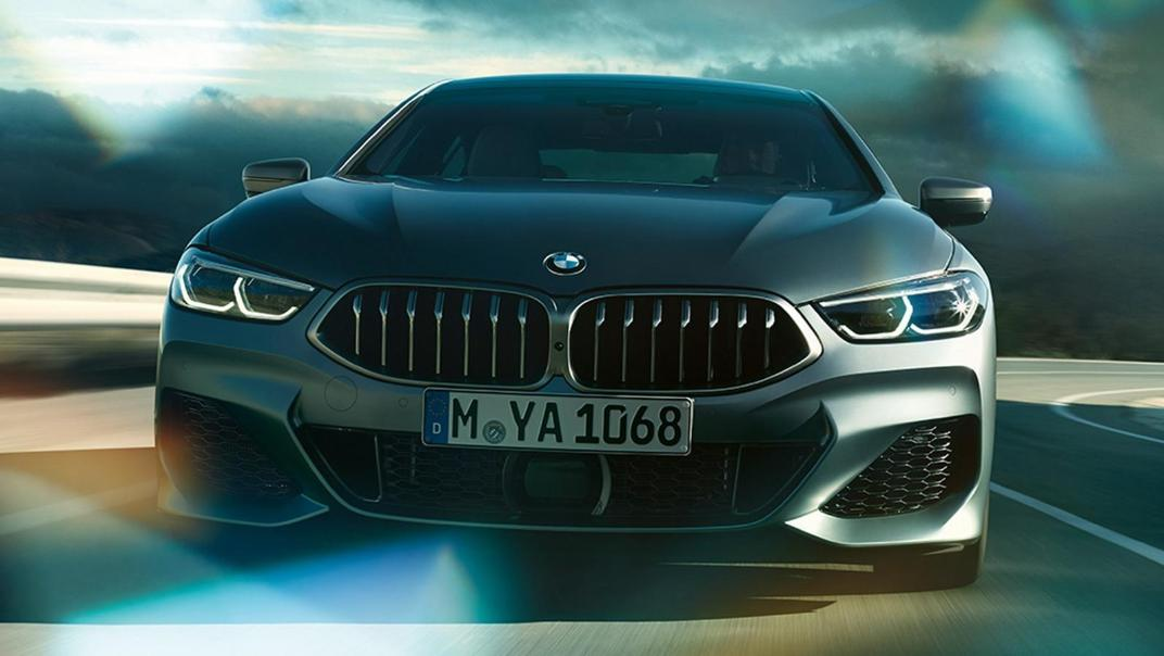 BMW 8 Series Coupe 840i Gran Coupe Exterior 002