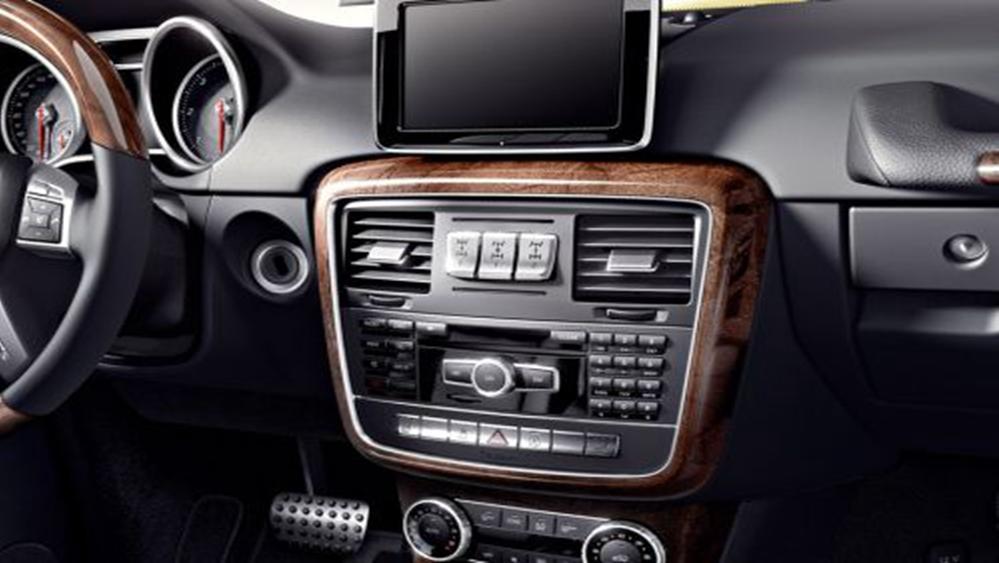 Mercedes-Benz G-Class 2019 Interior 008