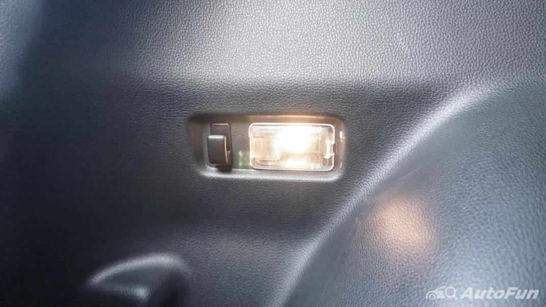 Mitsubishi Eclipse Cross 1.5L Interior 094