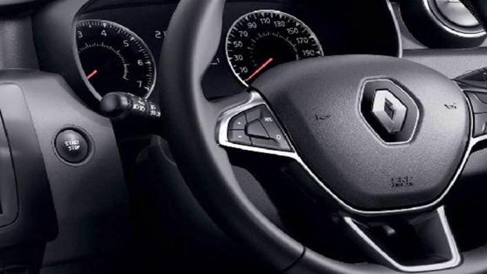 Renault Duster 2019 Interior 003