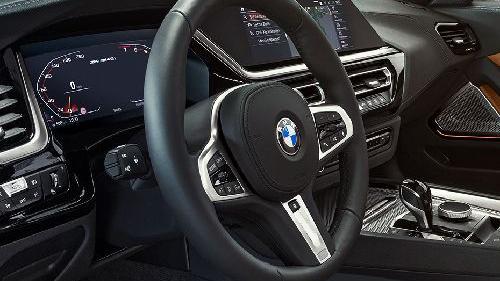 BMW Z4 2019 Interior 004