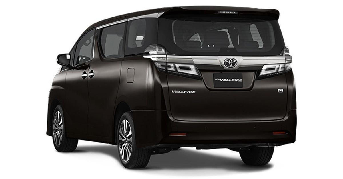 Mengupas Fitur Safety Baru Pada Toyota Vellfire Facelift 01