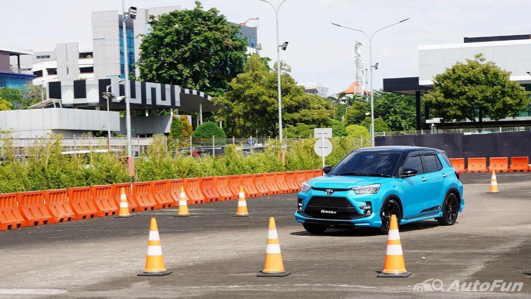 2021 Toyota Raize Exterior 005