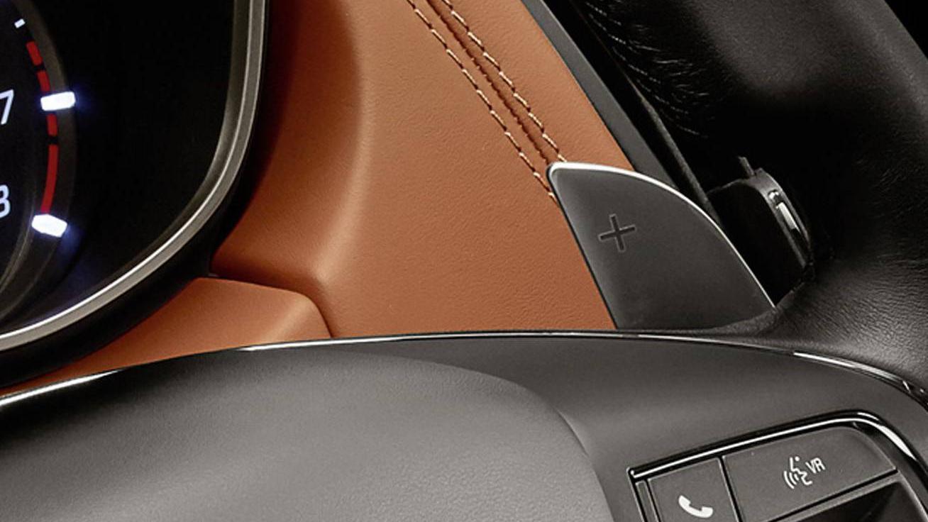 Maserati Ghibli 2019 Interior 004
