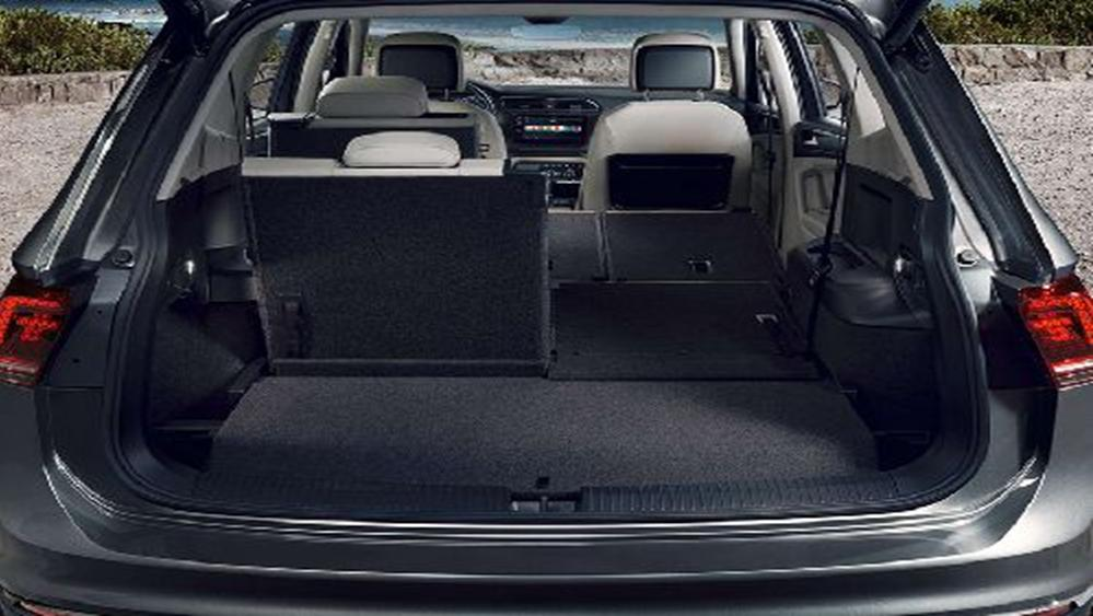 Volkswagen Tiguan Allspace 2019 Interior 014