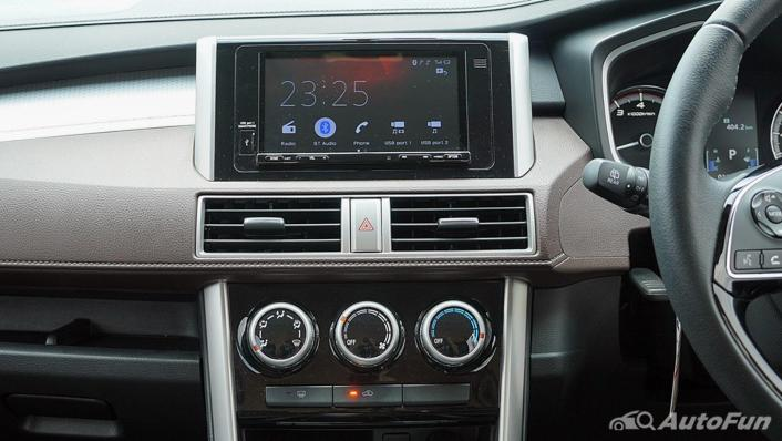 Mitsubishi Xpander Cross 2020 Premium Package AT Interior 007