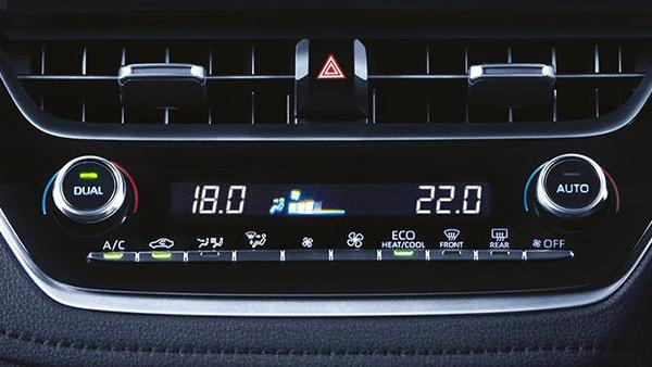 Toyota Corolla Altis 2019 Interior 111