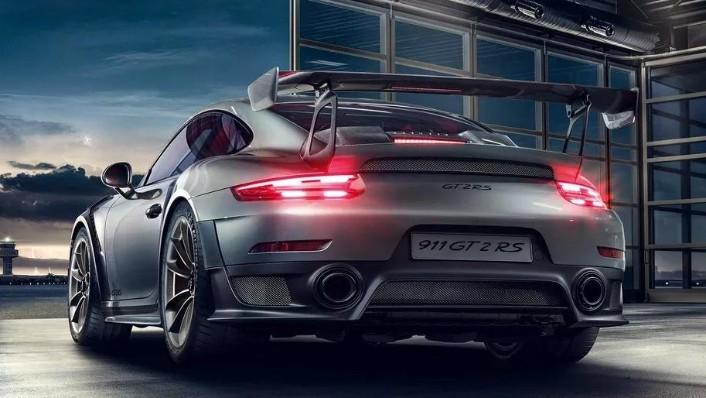 Porsche 911 2019 Exterior 006