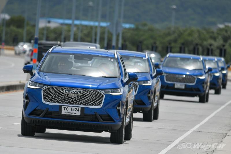 Tawaran Spesifikasi Haval H6 HEV Bisa Bikin Mumet Honda CR-V dan Wuling Almaz 02