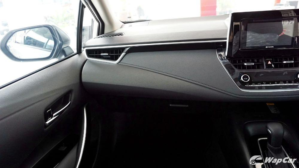 Toyota Corolla Altis 2019 Interior 051