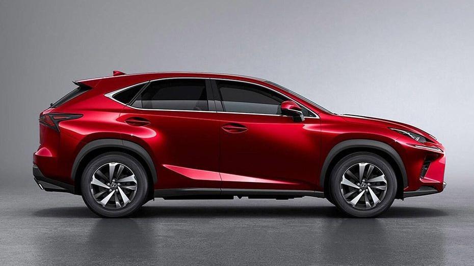 Lexus NX 2019 Exterior 004